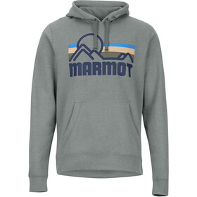 Marmot Coastal Hoody Men, charcoal heather